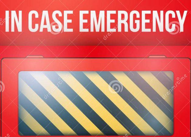ΣΕ ΠΕΡΙΠΤΩΣΗ ΑΝΑΓΚΗΣ ΣΤΗΝ ΜΠΡΑΤΙΣΛΑΒΑ – IN CASE OF EMERGENCY IN BRATISLAVA