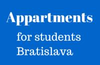 σπουδές ιατρικής στο εξωτερικό, διαμερίσματα στην μπρατισλαβα