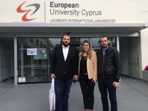 ΕΥΡΩΠΑΪΚΟ ΠΑΝΕΠΙΣΤΗΜΙΟ ΚΥΠΡΟΥ – EUROPEAN UNIVERSITY OF CYPRUS