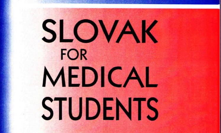 SLOVAK LANGUAGE SOLUTIONS – COMENIUS UNIV. (1)