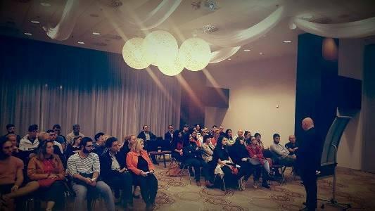 Συγκέντρωση Ιατρικής στο Κόσιτσε, meeting in kosice for medical students 2015-1