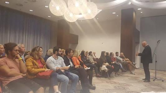 Συγκέντρωση Ιατρικής στο Κόσιτσε, meeting in kosice for medical students 2015-5